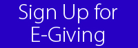 Sign Up for E-Giving